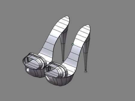 fusion buty