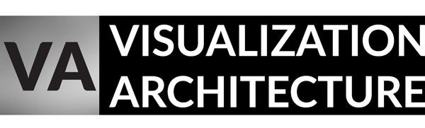 visualization architecture logo 600px white